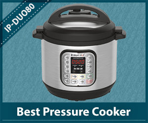 Instant Pot IP-DUO80 – Best