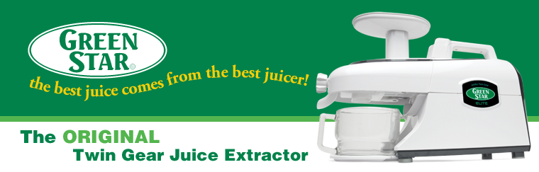 Cold Pressed Juice Extractor