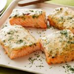 How to make roasted salmon in toaster oven