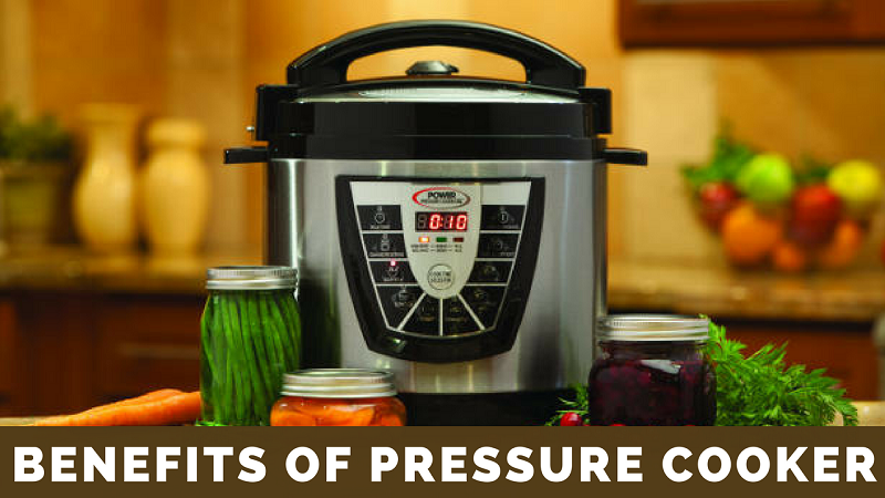Top Health Benefits of Using an Electric Pressure Cooker