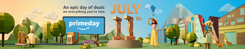 Amazon Prime Day Deal 11 July