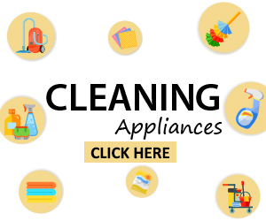 BLACK FRIDAY CLEANING APPLIANCES