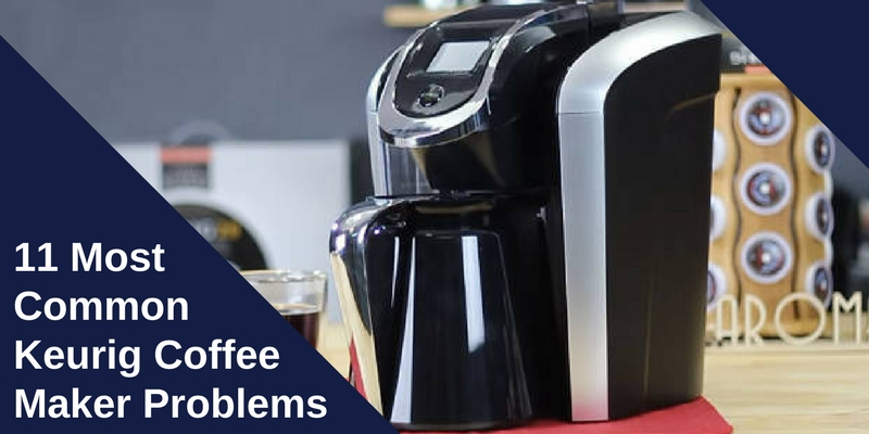 Keurig Coffee Maker Problems Not Brewing Full Cup Mycoffeepot Org