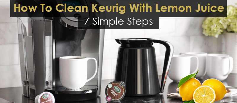 descale keurig without vinegar
