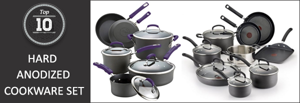 Best Hard Anodized Cokware Set