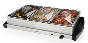 Oster Buffet Server Stainless Steel