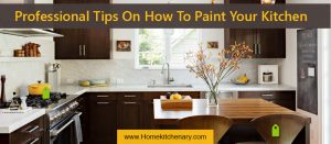 Professional Tips On How To Paint Your Kitchen