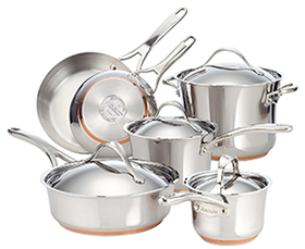best budget stainless steel cookware