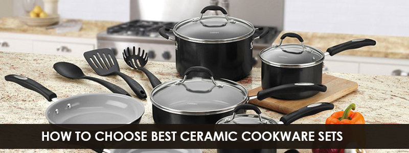 How to choose Best Ceramic cookware set