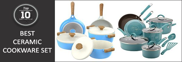 Best Ceramic Cookware Set