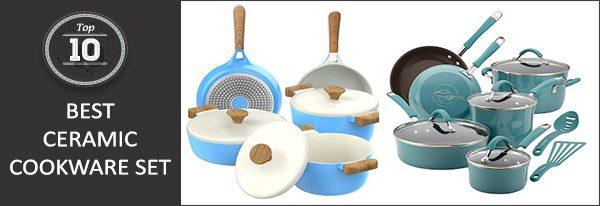 Best Ceramic Cookware Set