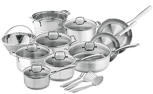 best stainless steel cookware for induction cooktop