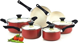 NC-00359 Nonstick Ceramic Cookware Set