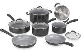 Cuisinart 54C-11BK Advantage Medium Set