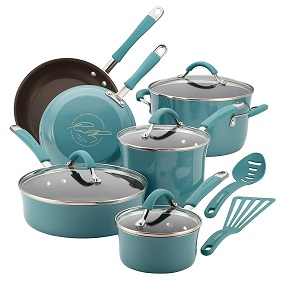 Rachael Ray Cucina Hard Porcelain 12-Piece set