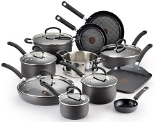 T-fal E765SH Ultimate Thermo-Spot 17-Piece