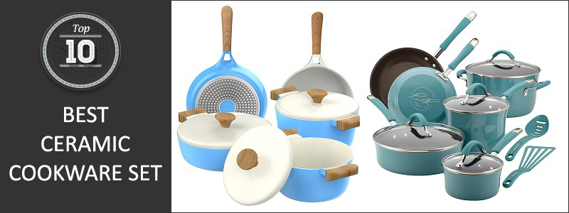 Best Ceramic Cookware Sets