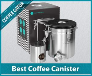 Coffee Canister Best Coffee Canister