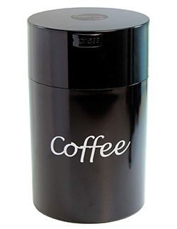 coffee bean canister