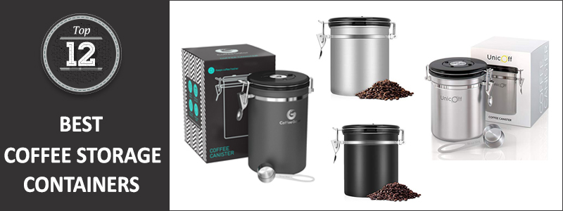 Top Coffee Storage Containers