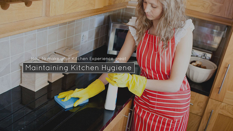 Maintaining Kitchen Hygiene