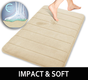 best non slip bath mat