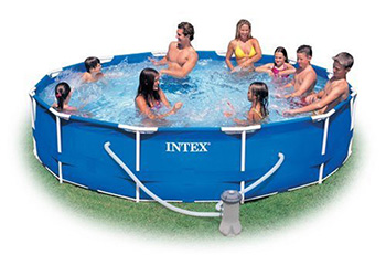 best rated above ground pool