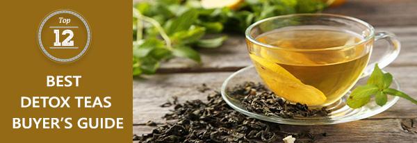 Best detox tea reviews
