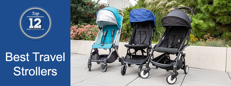 12 Best Travel Strollers