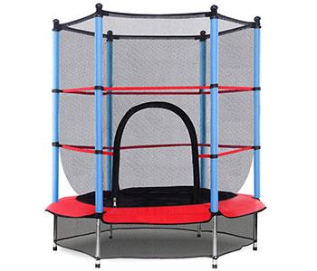safest trampoline