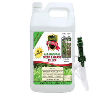 Natural Armor Weed & Grass Killer