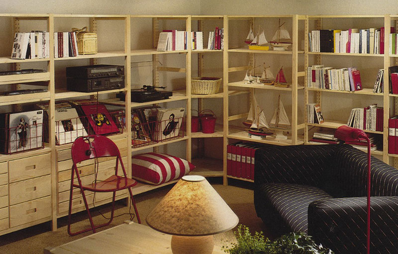 Personal shelf in your room