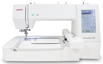 monogram embroidery machine
