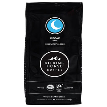 dark roast decaf coffee