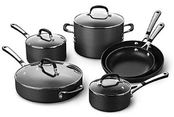 Calphalon Simply Pots and Pans Set