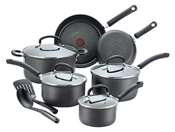 T-fal Ultimate Hard Cookware Set