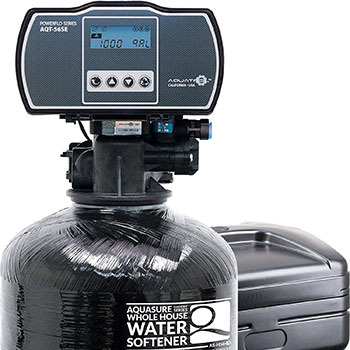 Aquasure Harmony Series 48,000 Grains Water Softener with High Efficiency