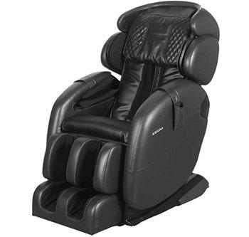 Kahuna Massage Chair LM-6800S - Space-Saving Zero Gravity Full-Body Recliner