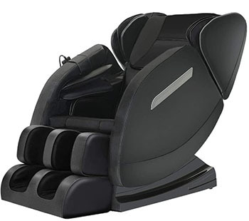 Massage Chair Recliner with Zero Gravity, Full Body Air Pressure, Bluetooth