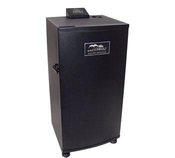 Masterbuilt Black Electric Digital Smoker Top Controller
