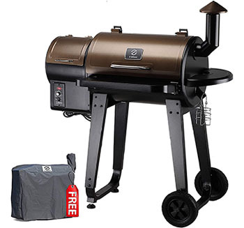 outdoor electric smoker