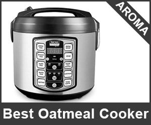 Best Oatmeal Cooker Sidebar