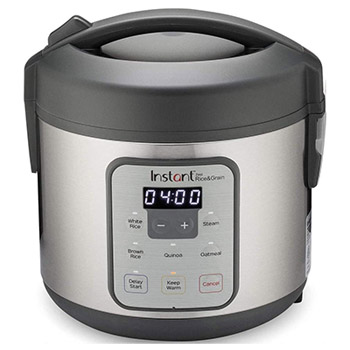 Best Cooker Steamer for 8 cup rice