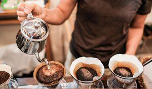 Pour Over Coffee Tricks