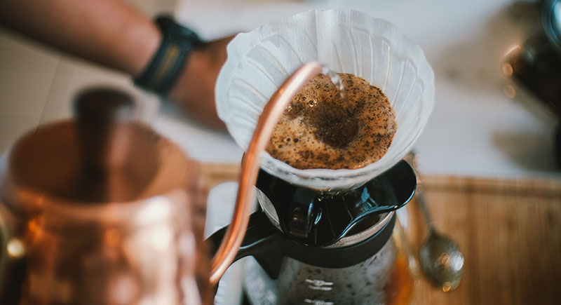 Tips for Pour Over Coffee