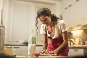 How Spending Time in Your Kitchen Improves Mental Health