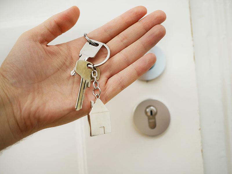 Keep your house keys close