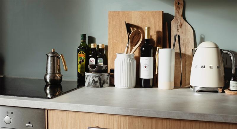 essential items in kitchen